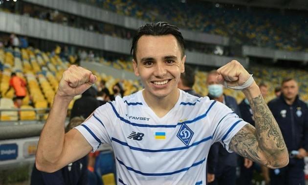 Визначено найкращого гравця Динамо у вересні