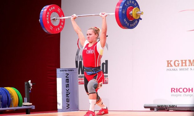 Лисенко здобула срібну медаль на чемпіонаті Європи