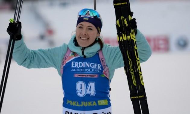 Тренери назвали склад жіночої збірної України на естафетну гонку в Обергофі