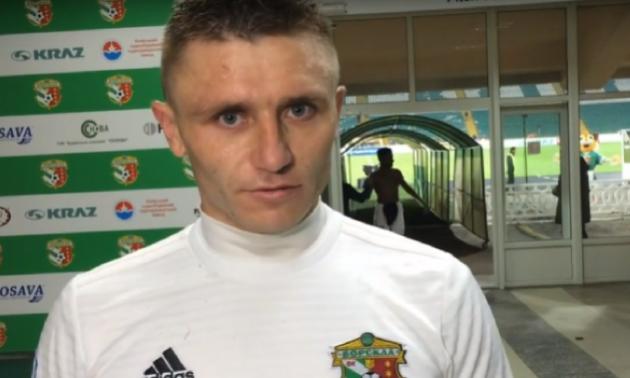 Сергійчук забив ефектний гол у Лізі Європи