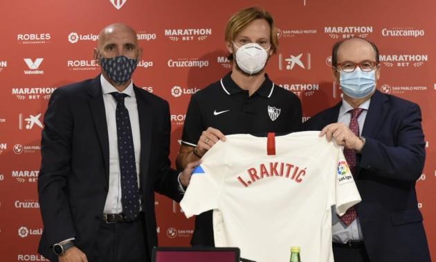 Ракитич пояснив повернення у Севілью