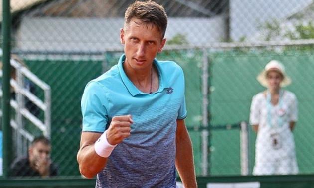 Стаховський пробився у фінал кваліфікації в Штутгарті