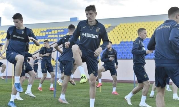 Збірна України розпочала підготовку до Євро-2020