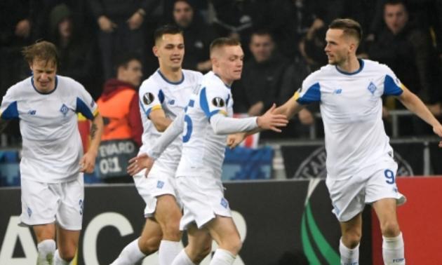 Динамо не змогло дотиснути Копенгаген у 3 турі Ліги Європи
