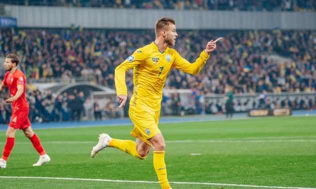 Ярмоленко: У збірній України з'явився менталітет переможця