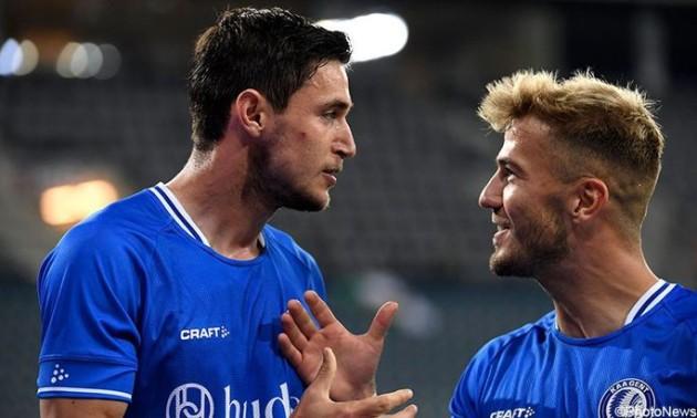 Гол Яремчука допоміг Генту здолати Рапід у кваліфікації Ліги чемпіонів