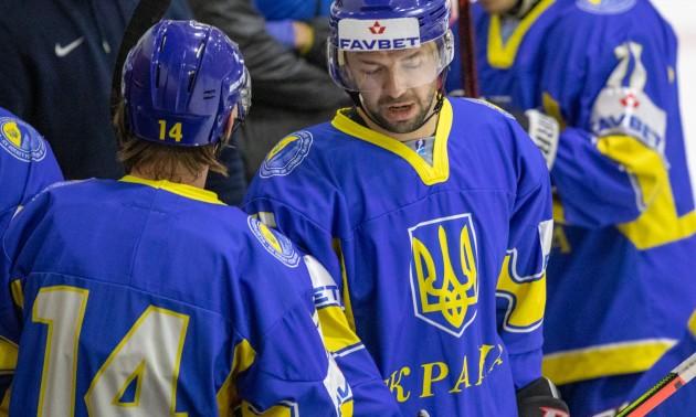 Збірна України обіграла Естонію та здобула першу перемогу у сезоні