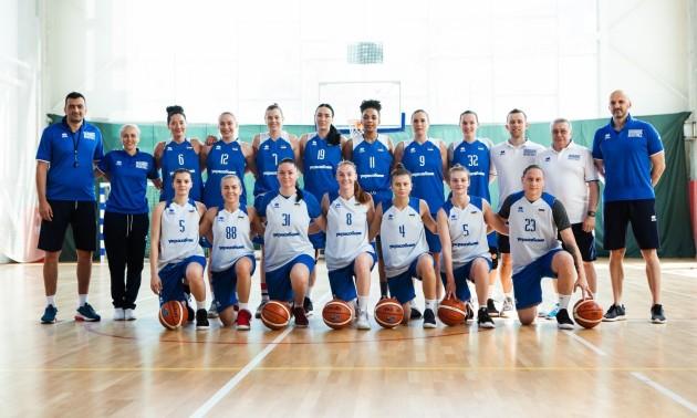 Назвали гравців збірної України, які вирушать на Євробаскет - 2019