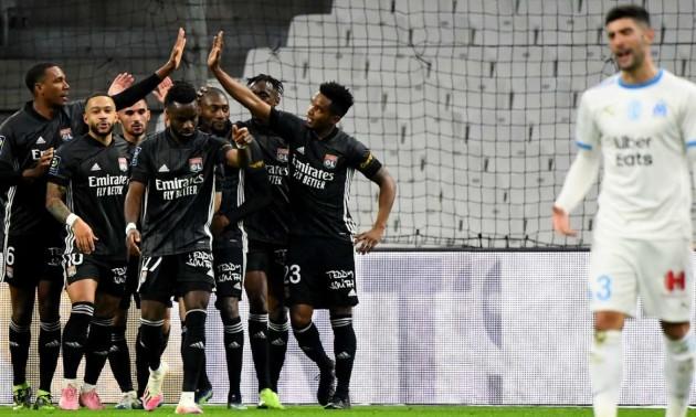 Марсель - Ліон 1:1. Огляд матчу