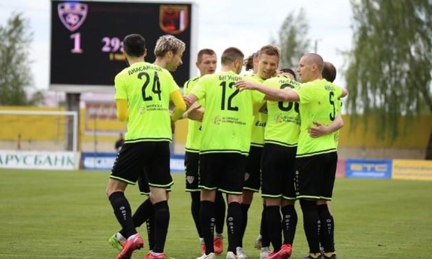 Шахтар Вернидуба обіграв Славію у 9 турі чемпіонату Білорусі
