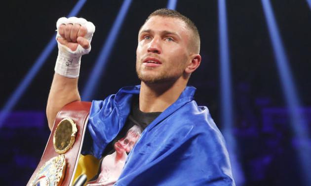 Ломаченко: Хочу побачити вираз обличчя Лопеса і його батька після нашого бою