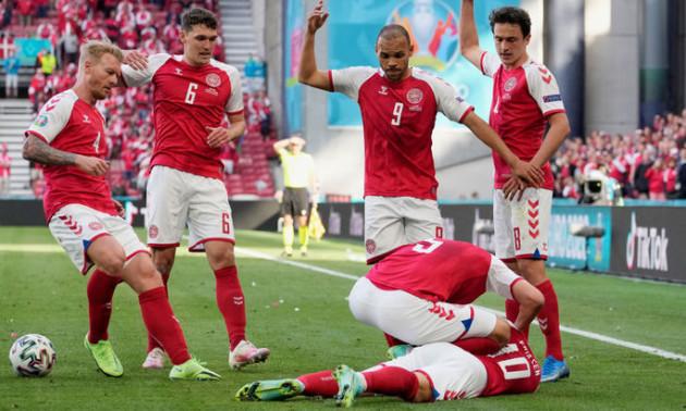 Євро-2020. Еріксен вперше звернувся до уболівальників після зупинки серця в матчі з Фінляндією
