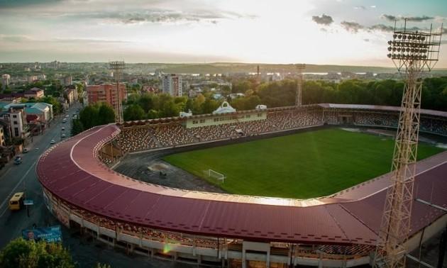 Виконком УАФ затвердив стадіон для проведення фіналу Кубка України