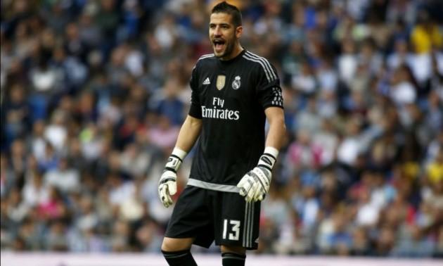 Воротар Реала перейде в англійський клуб