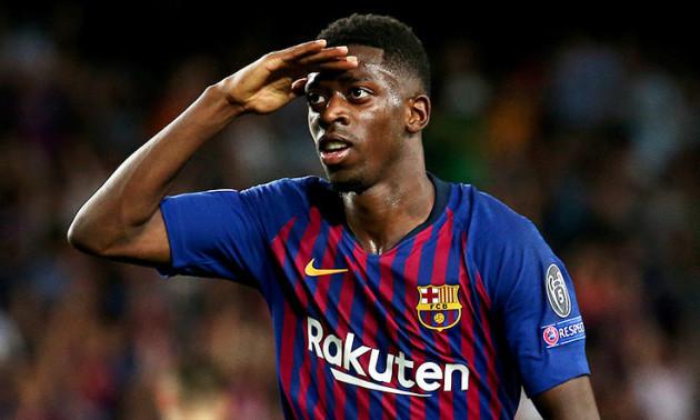Барселона повісила цінник на Дембеле