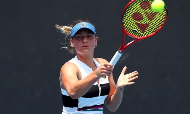 Костюк програла у другому колі турніру в Берні