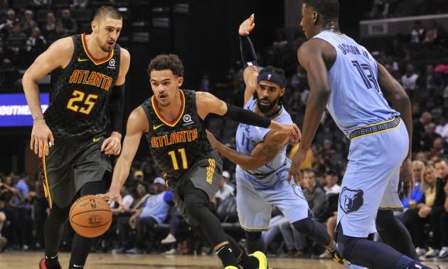 Звірячий данк від Бембро визнаний найкращим моментом дня в НБА