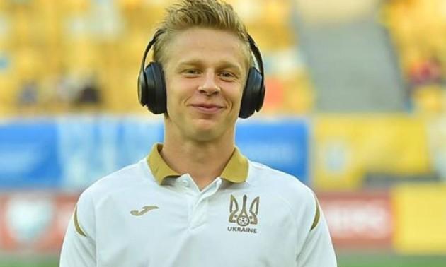 Зінченко підписав новий контракт з Манчестер Сіті