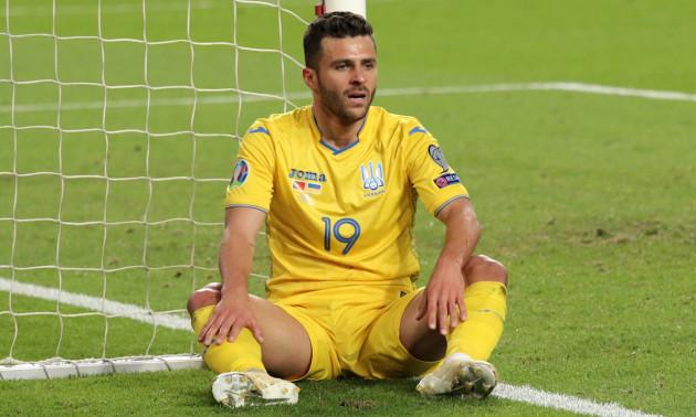 Я віддам себе всього заради національної збірної України - Мораес відреагував на рішення УЄФА