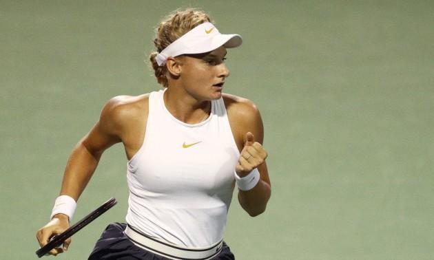 Ястремська знищила Плішкову в 1 сеті 1/8 фіналу Wuhan Open