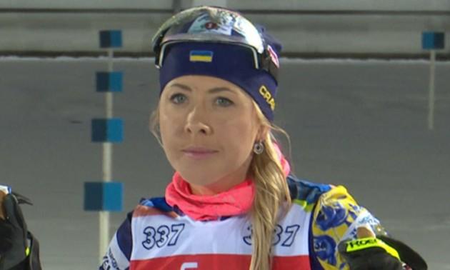 Визначився склад збірної України на жіночу індивідуальну гонку на Кубку світу