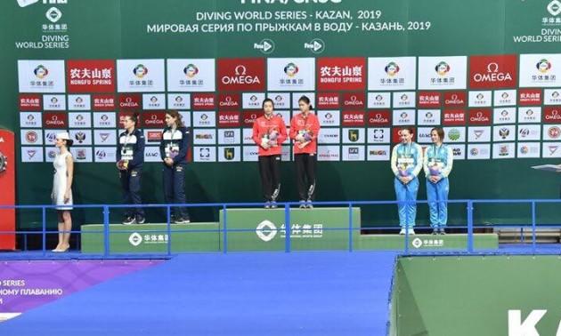 Українки обійшли росіянок і завоювали бронзу Світової серії в Казані
