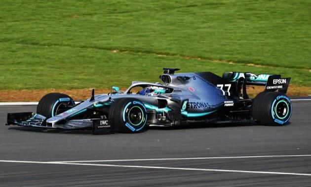 Mercedes представив новий болід. ВІДЕО