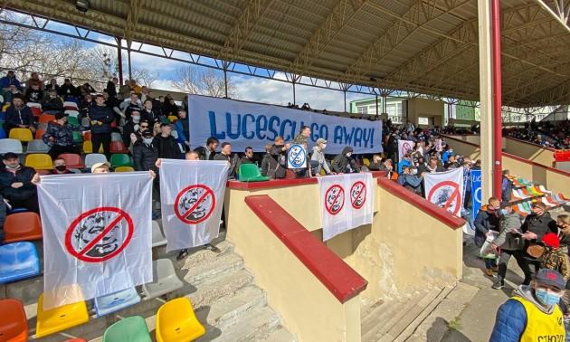 Ультрас Динамо: Навіть якщо клуб виграє Лігу Чемпіонів - з трибун лунатиме Lucescu, Go Away