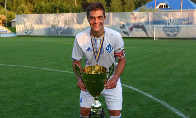 Захисник Динамо: Всі у клубі дуже задоволені Луческу