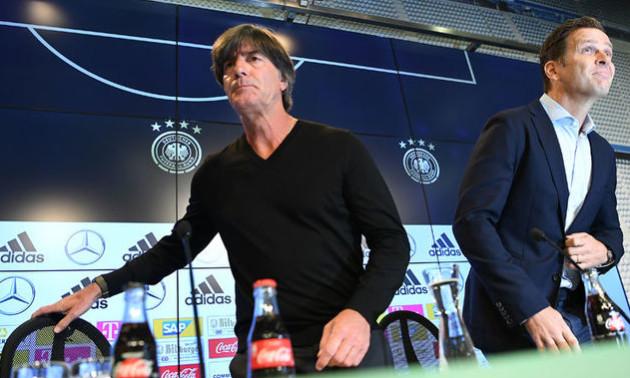 Лев більше не викликатиме до збірної Німеччини трьох лідерів команди
