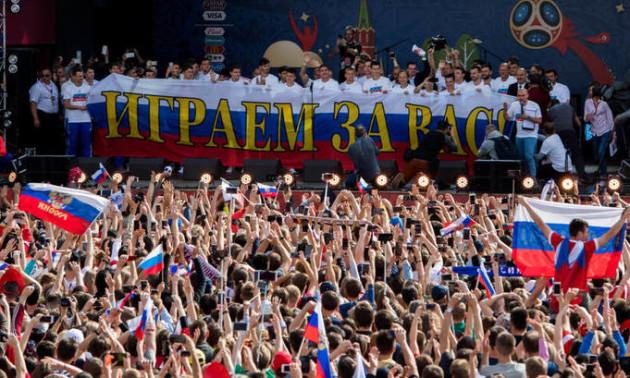 Журналіст: Росія на ЧС-2022 буде грати під іншою назвою