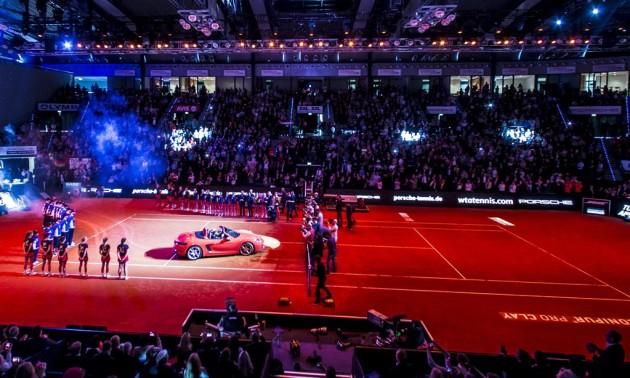Турнір WTA у Німеччині скасували через коронавірус