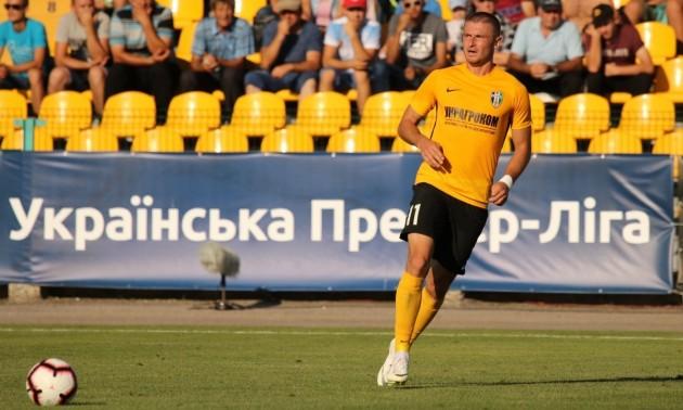 Динамо пропустило від Олександрії вже на 3-й хвилині. ВІДЕО