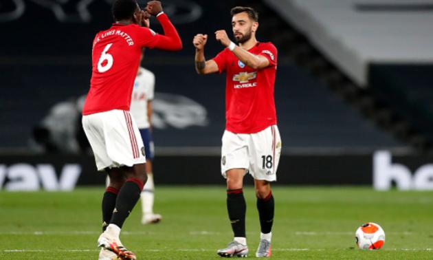 Погба і Фернандеш отримали травми після зіткнення на тренуванні Манчестер Юнайтед