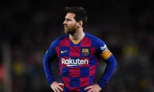Мессі не залишить Барселону до завершення контракту