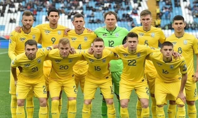 Збірна України зіграє товариські матчі із Францією та Польщею