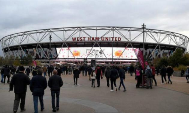 Біля стадіону Вест Гема знайшли бомбу – матч проти Арсенала можуть перенести