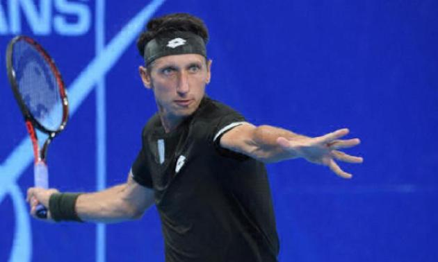 Стаховський припинив боротьбу на турнірі у Франції