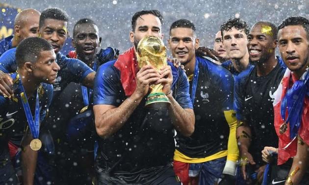 Збірна Франції оголосила склад на матч із командою України
