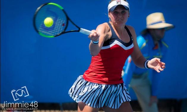 Козлова покидає Australian Open
