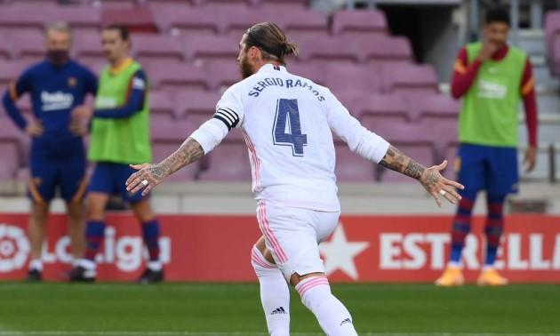 Реал розібрався з Барселоною у 7 турі Ла-Ліги