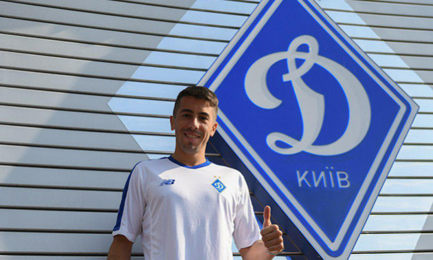 Контракт Де Пени з Динамо не закінчується в кінці сезону