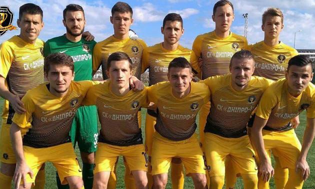 СК Дніпро-1 програв сербській команді у контрольному матчі