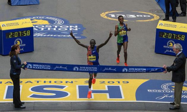 Рекорди встояли. Завершився 123 бостонський марафон