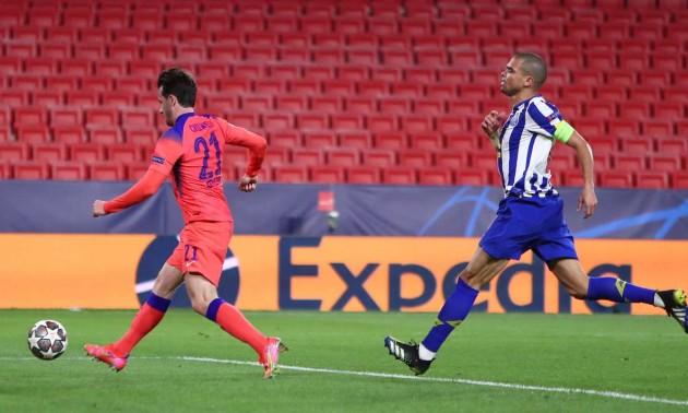 Порту вдома програв Челсі у чвертьфіналі Ліги чемпіонів