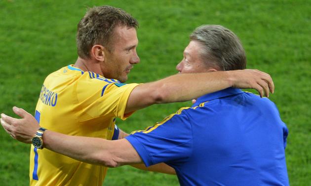 Хто найкращий футболіст в історії України