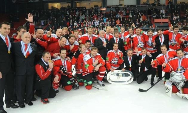 Оцінені шанси «Донбасу» у хокейній Лізі чемпіонів