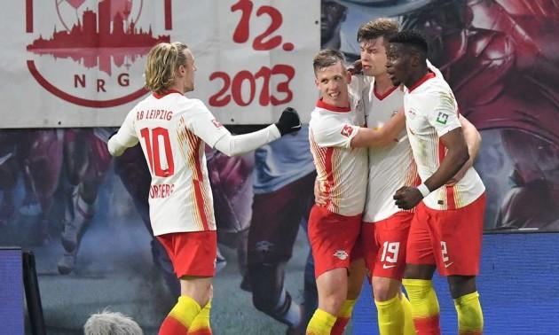 Неймовірна перемога Лейпцига у матчі проти Боруссії М у 23 турі Бундесліги