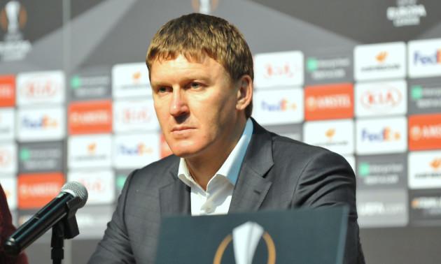 Колишній тренер Ворскли поскаржився до УАФ на невиплату зарплати