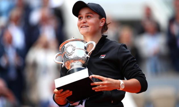 Світоліна зіграє з Барті у фіналі Підсумкового турніру WTA